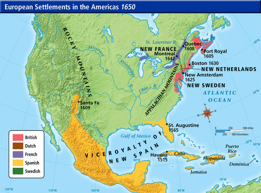 spanish colonies in new world The role of spanish discovery and colonization in the history of the united states of america united states history spanish conquest in the new world was driven by the three `g`s gold, glory in part because of war against the colonial forces.
